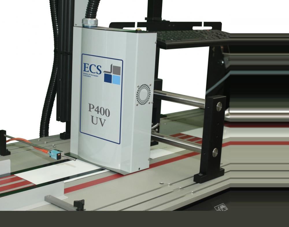 P400 UV Inkjet System - ECS Bindery